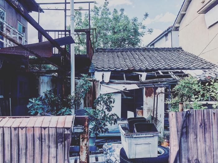 近江八幡市鍛冶屋町 / iPhone 8_c0334533_10552567.jpg