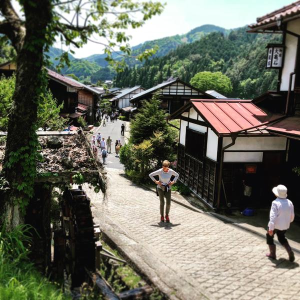妻籠宿(木曽郡南木曽町) / iPhone 8_c0334533_15255276.jpg