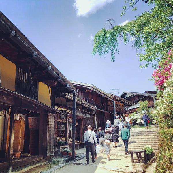 妻籠宿(木曽郡南木曽町) / iPhone 8_c0334533_15262624.jpg