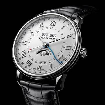 ブランパンがニュー「コンプリートカレンダー GMT」を発表_f0039351_20360701.jpg
