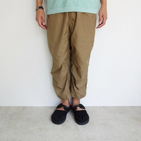 THE NORTH FACE PURPLE LABEL : Cropped Pants_a0234452_14012275.jpg