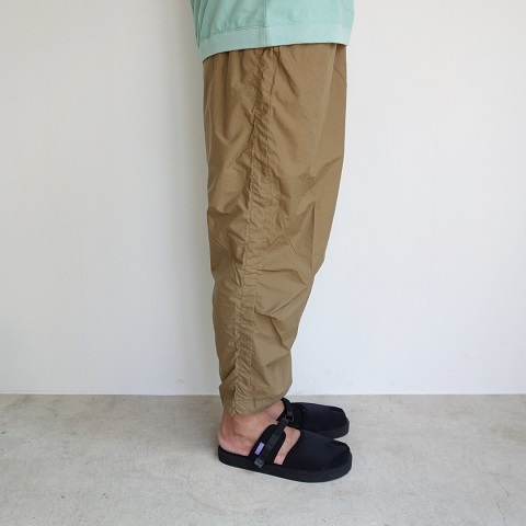 THE NORTH FACE PURPLE LABEL : Cropped Pants_a0234452_14012738.jpg