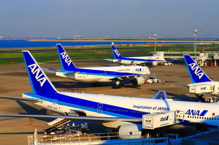 羽田空港第二ターミナルで観た景観_a0150260_23342134.jpg