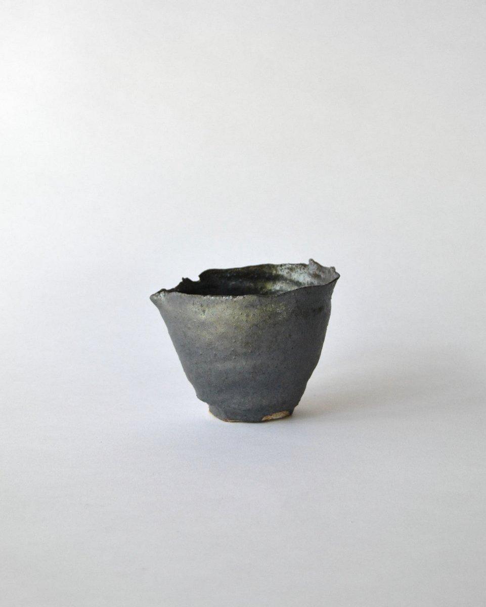 「清水志郎 やきもの展」 5日目-2_d0087761_15403231.jpg