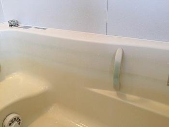最近のお風呂掃除~&うっわ!浴槽に青い線がついてるぅ~!!!_e0123286_18142133.jpg