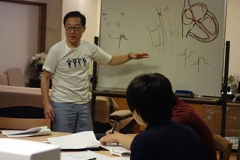 藤田保健衛生大学医学部学生さんとの勉強会_a0152501_17350729.jpg