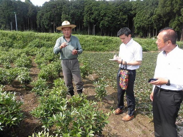 全国農福連携推進協議会の会長・濱田健司さんと回った富士市の「農福連携」の取り組み_f0141310_08183774.jpg