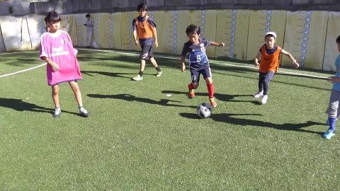 ゆるUNO 7/22(日) at UNOフットボールファーム_a0059812_18030197.jpg