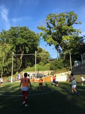 ゆるUNO 7/22(日) at UNOフットボールファーム_a0059812_18075197.jpg