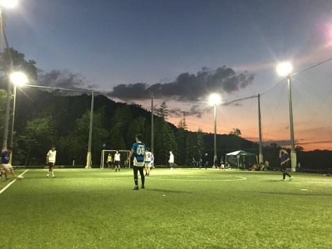 ゆるUNO 7/22(日) at UNOフットボールファーム_a0059812_18082895.jpg