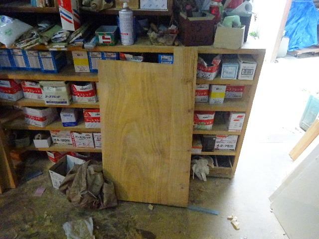 シダレザクラの木から家具を作るまで。 ③_f0105112_04110147.jpg