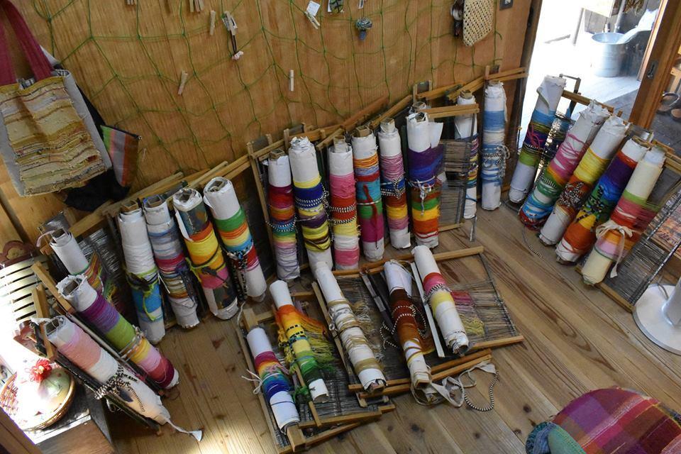 なんとたて糸のカラーバリエーションは40種類以上!!!_d0295916_16160367.jpg