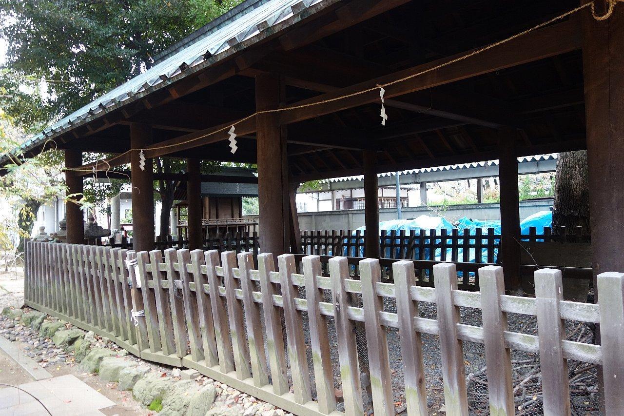 名古屋の那古野神社_c0112559_08240606.jpg