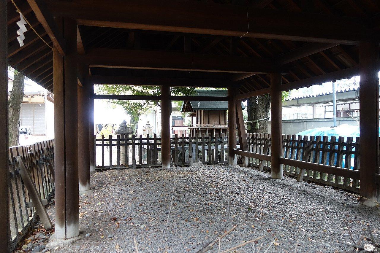 名古屋の那古野神社_c0112559_08250573.jpg