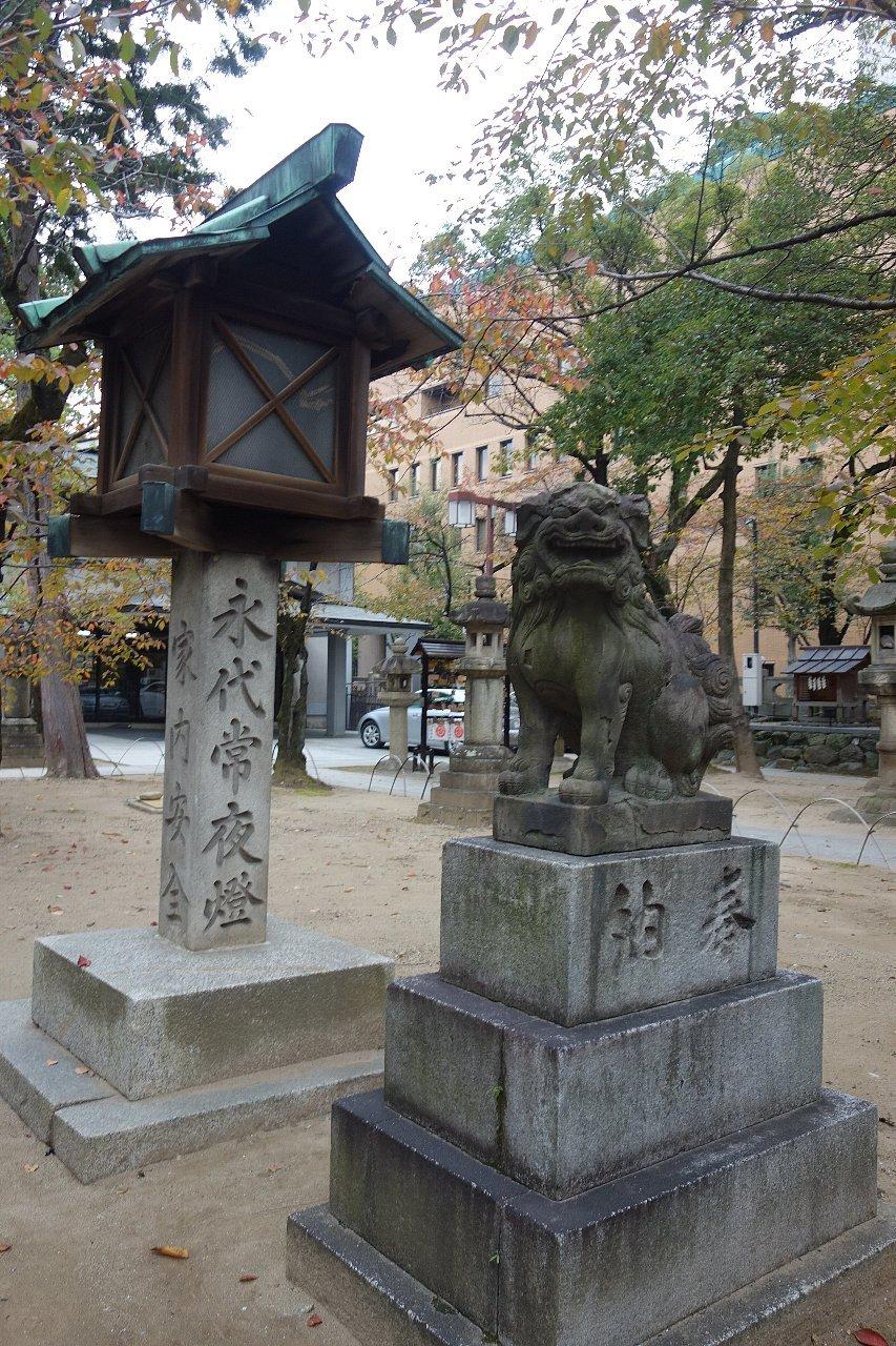 名古屋の那古野神社_c0112559_08285352.jpg