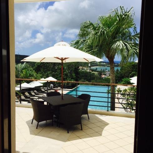 沖縄旅行 2 静かな大人のホテル@ジアッタテラスのお部屋_f0054260_17050070.jpg
