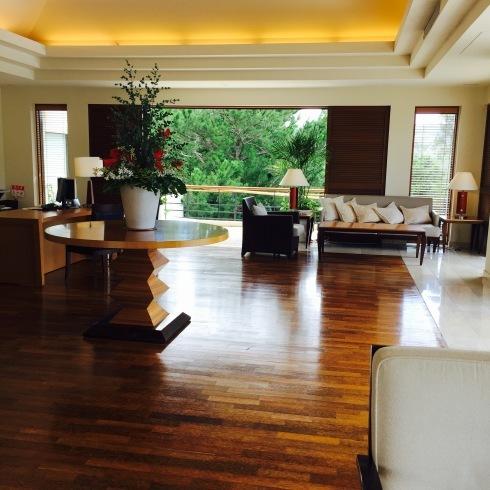 沖縄旅行 2 静かな大人のホテル@ジアッタテラスのお部屋_f0054260_17053518.jpg