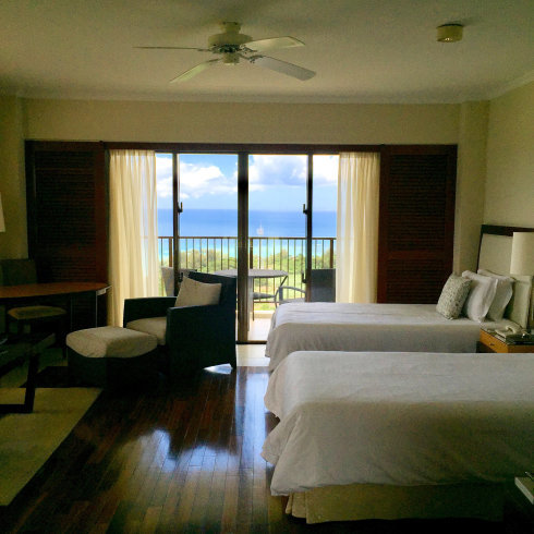 沖縄旅行 2 静かな大人のホテル@ジアッタテラスのお部屋_f0054260_17063902.jpg