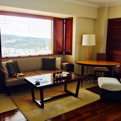 沖縄旅行 2 静かな大人のホテル@ジアッタテラスのお部屋_f0054260_17070592.jpg
