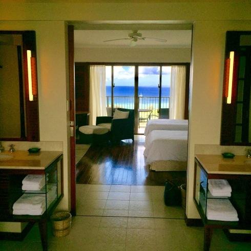 沖縄旅行 2 静かな大人のホテル@ジアッタテラスのお部屋_f0054260_17074416.jpg