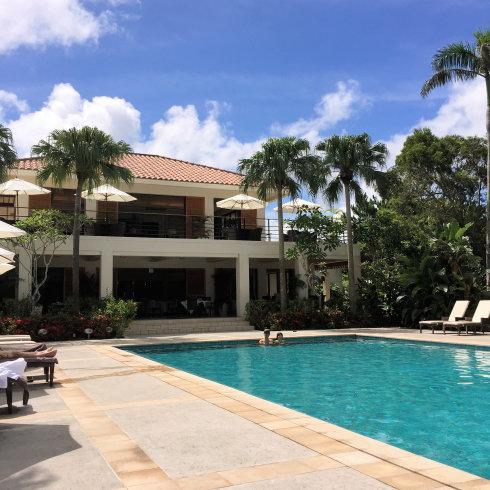 沖縄旅行 2 静かな大人のホテル@ジアッタテラスのお部屋_f0054260_17134239.jpg