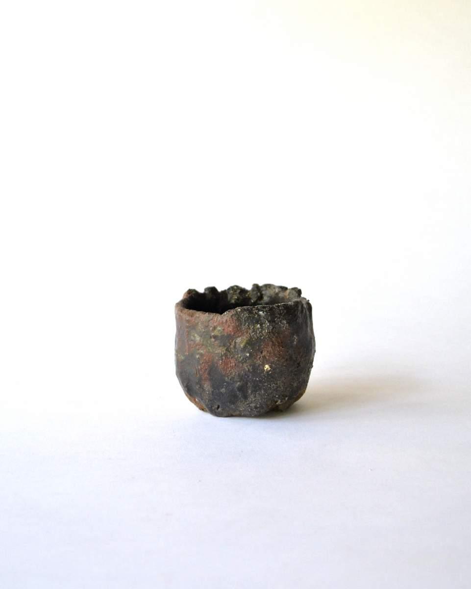 「清水志郎 やきもの展」 7日目-2_d0087761_2295449.jpg