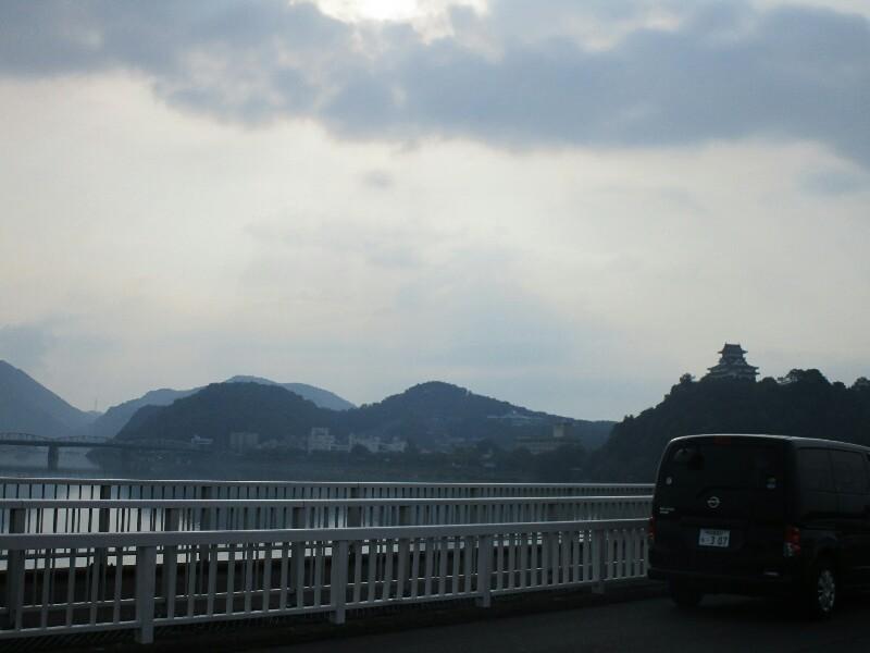 96日目【名古屋−桑名】金華山ヒルクライム?_e0201281_18562837.jpg