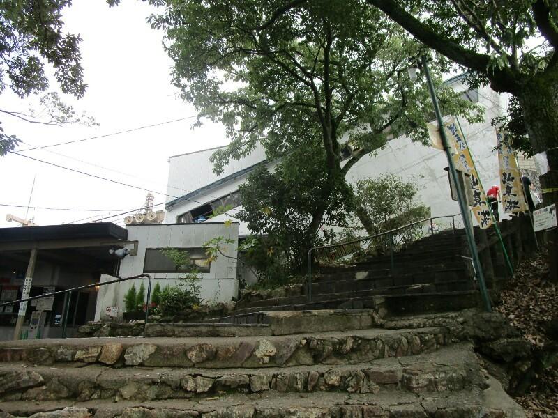 96日目【名古屋−桑名】金華山ヒルクライム?_e0201281_18572516.jpg
