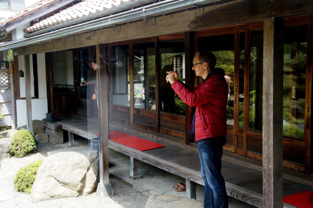 津和野散策 沙羅の木さん 4/11其の三_c0180686_02562392.jpg