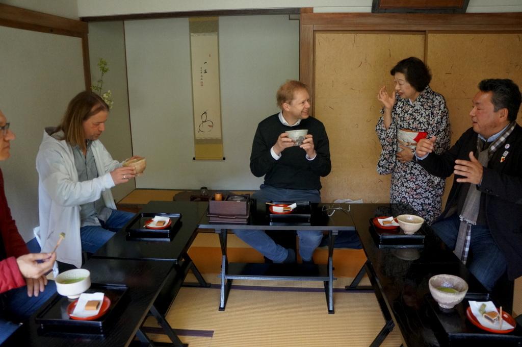 津和野散策 沙羅の木さん 4/11其の三_c0180686_03000941.jpg
