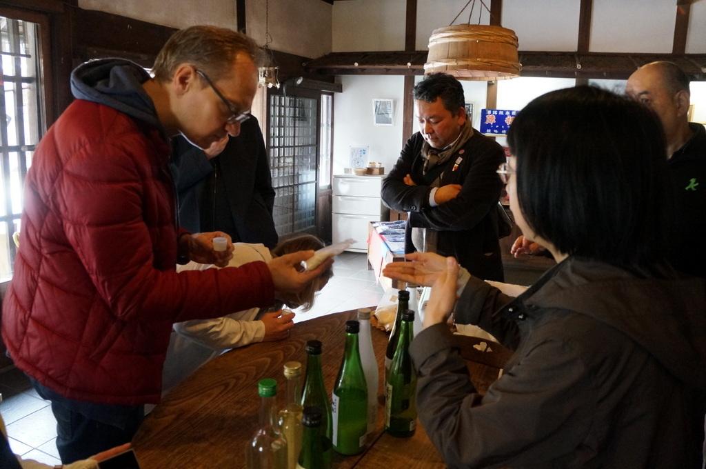 津和野散策 初陣古橋酒造 4/11其の二_c0180686_03043029.jpg