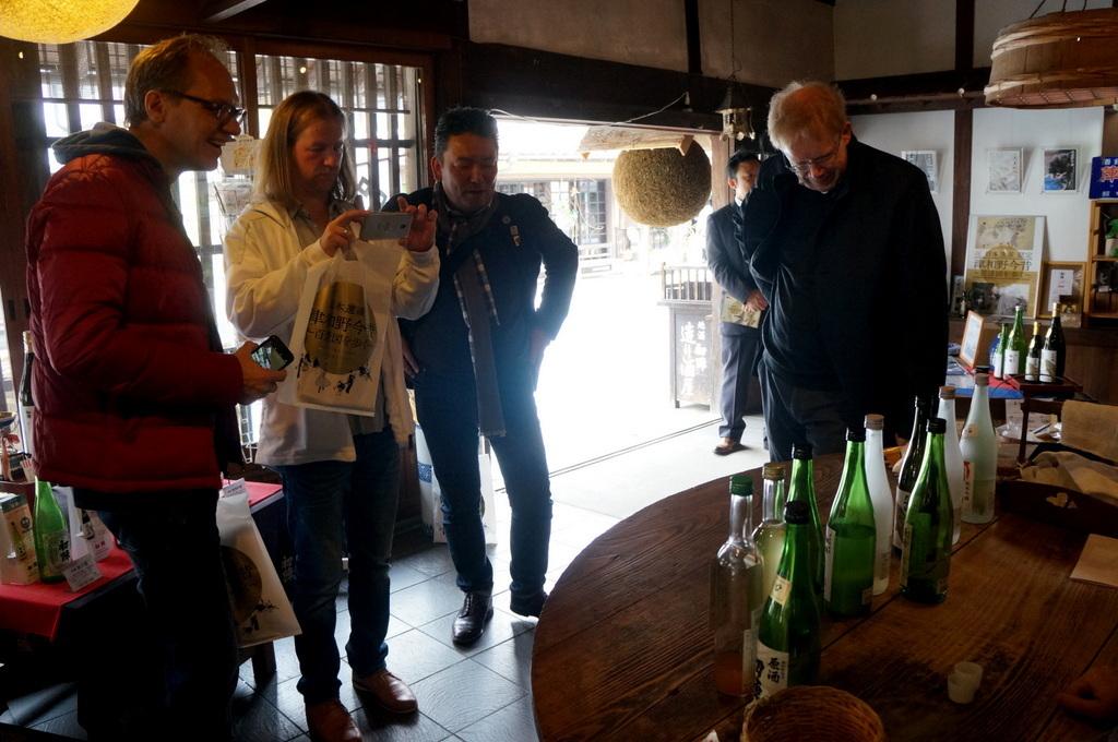 津和野散策 初陣古橋酒造 4/11其の二_c0180686_03050356.jpg