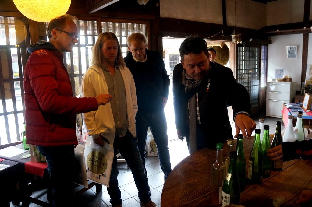 津和野散策 初陣古橋酒造 4/11其の二_c0180686_03051150.jpg