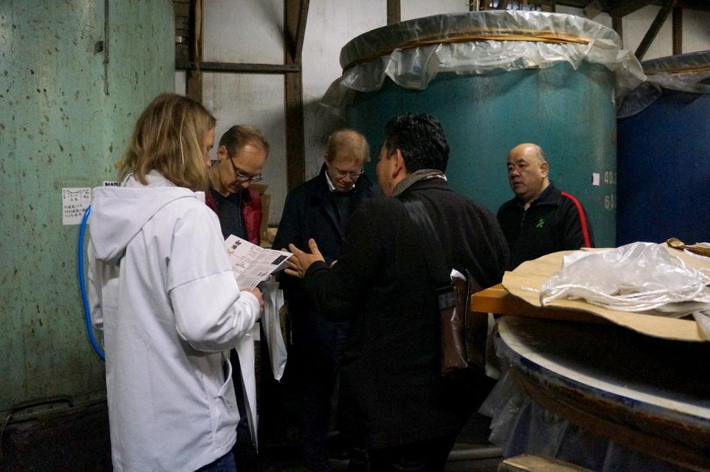 津和野散策 初陣古橋酒造 4/11其の二_c0180686_03062266.jpg