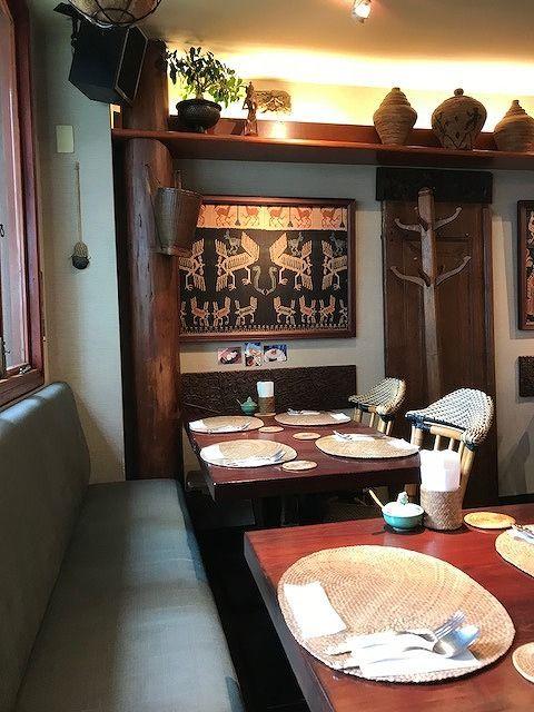 渋谷~恵比寿一駅散歩♪ インドネシア料理食べてゴールはモンタベア♪_b0287088_16472785.jpg