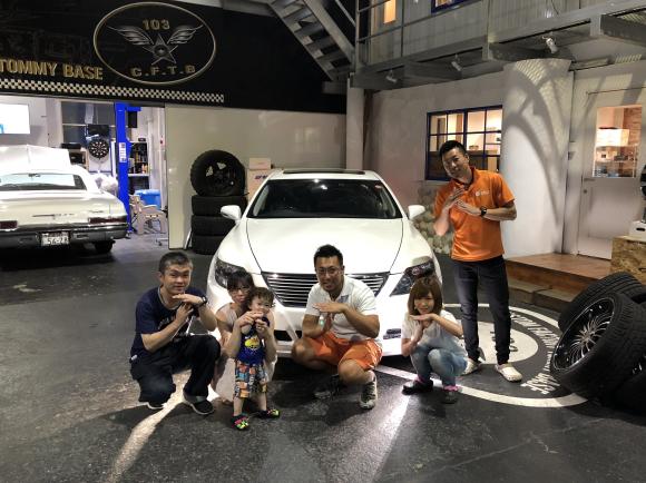 7月26日(木)TOMMYBASE 店長ブログ☆ 61インパラ整備入庫 ☆輸入車 アメ車 レクサス WALDの事ならトミーベースまで☆_b0127002_00260600.jpg