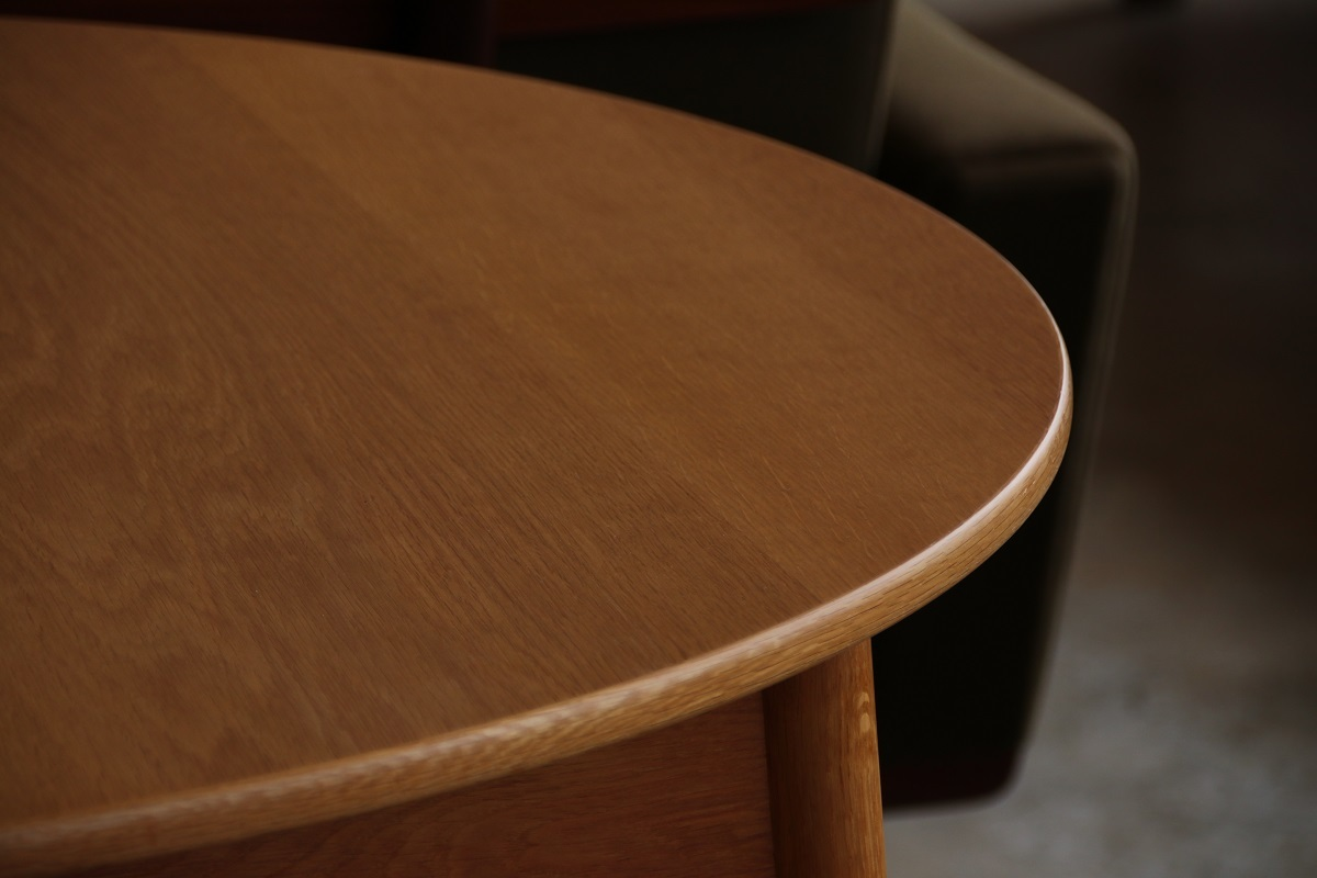 『Round Dining Table(Oak)納品準備』_c0211307_17562925.jpg