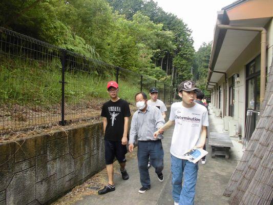 7/26 朝の散歩_a0154110_11331899.jpg