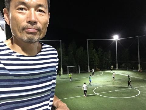 UNO 7/24(火) at UNOフットボールファーム_a0059812_16502975.jpg