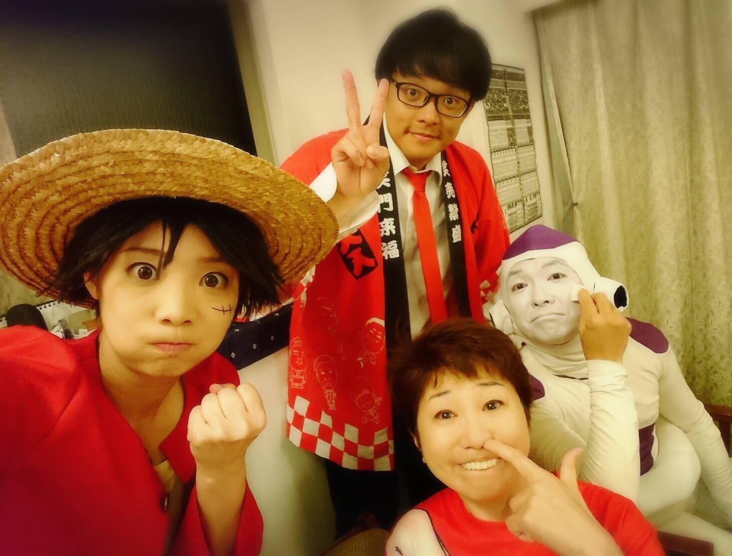 田中真弓と愉快な仲間たちです‼️_a0163623_10463435.jpg