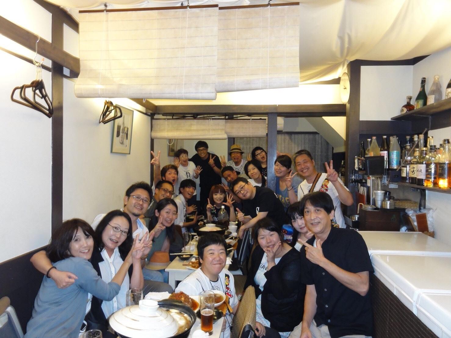 田中真弓と愉快な仲間たちです‼️_a0163623_10470127.jpg