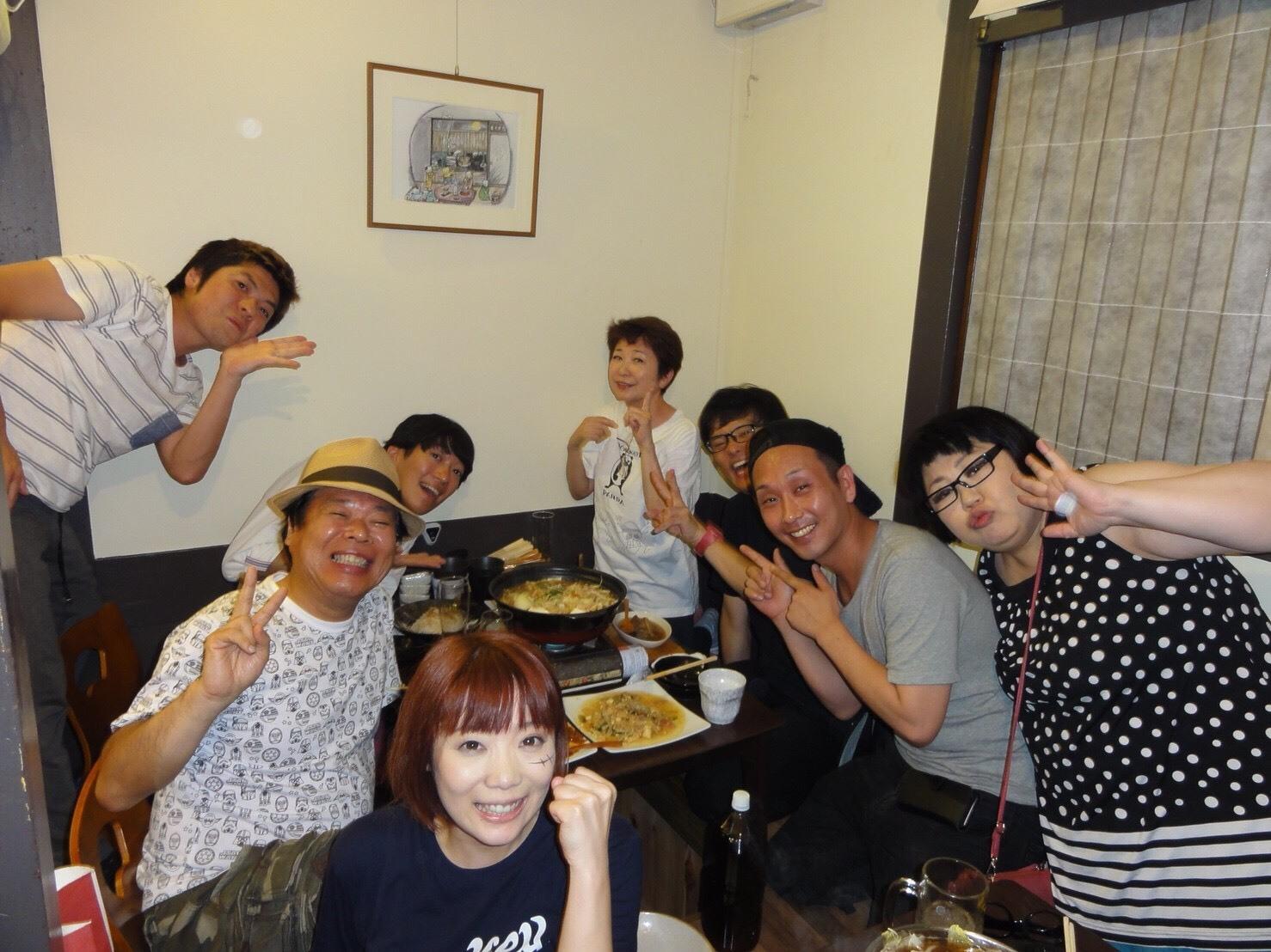 田中真弓と愉快な仲間たちです‼️_a0163623_10470429.jpg