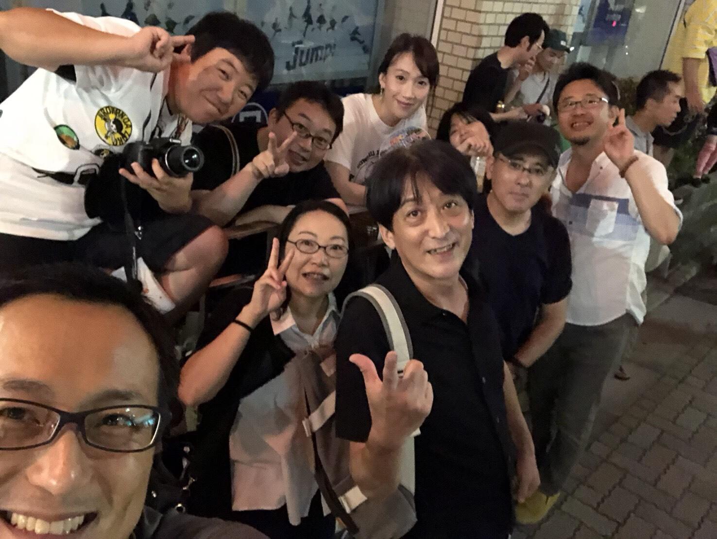 田中真弓と愉快な仲間たちです‼️_a0163623_10471168.jpg