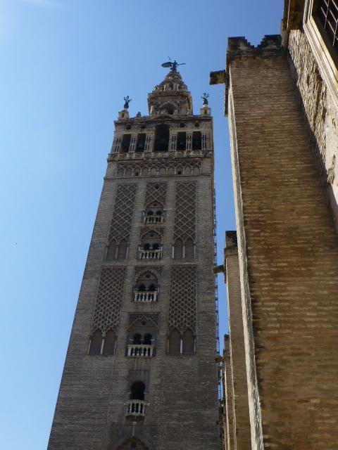 スペイン旅行記4日目【セビーリャ大聖堂】_e0237625_17194306.jpg