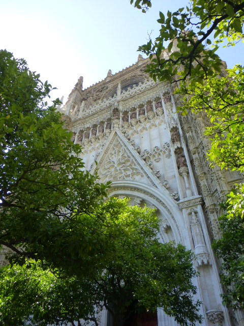 スペイン旅行記4日目【セビーリャ大聖堂】_e0237625_17213302.jpg