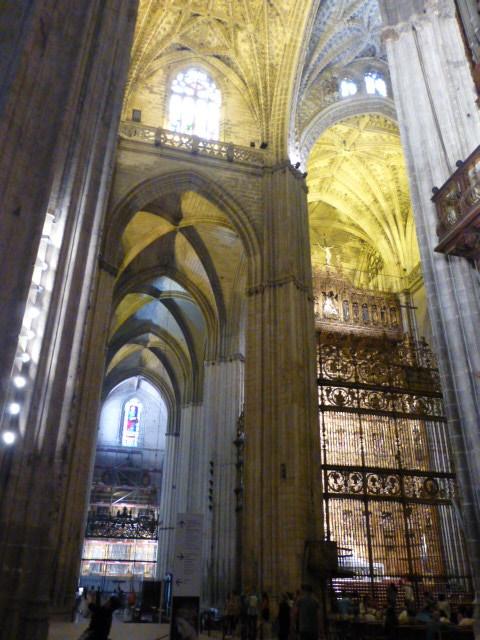 スペイン旅行記4日目【セビーリャ大聖堂】_e0237625_17233254.jpg