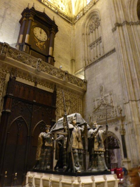 スペイン旅行記4日目【セビーリャ大聖堂】_e0237625_17251997.jpg