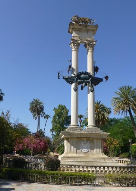 スペイン旅行記4日目【セビーリャ大聖堂】_e0237625_17463507.jpg