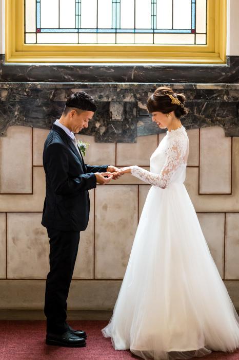 先日、ヘアメイクした結婚式の写真が届いた!!!_a0272765_14465225.jpg
