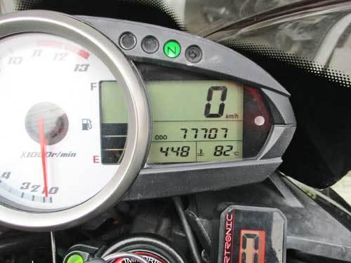 izaサン号 Z1000の車検取得やらステムベアリング&Fパッド交換やらアレコレを・・・(笑) (Part2)_c0086965_18510809.jpg
